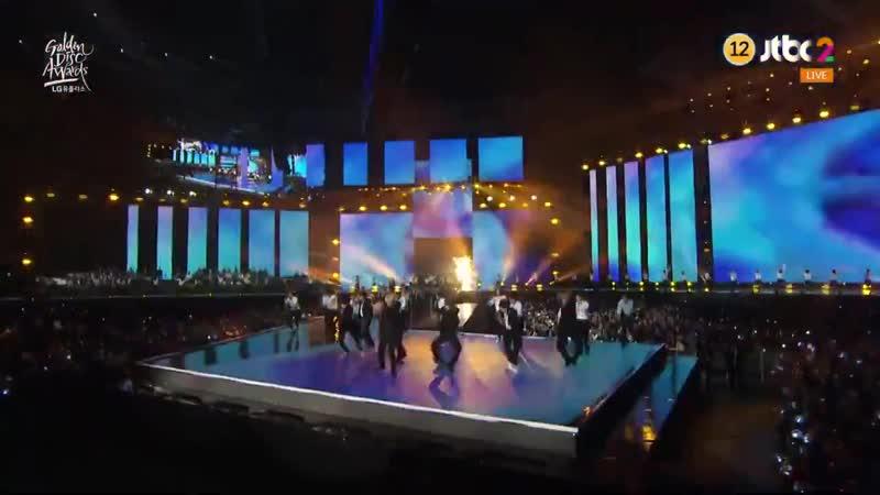 190106 The 33rd Golden Disc Awards Day 2 - - FAKE LOVE - VCR - IDOL - - 56 - - BTS 방탄소년단 @BTS_twt