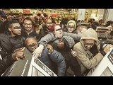 Black Friday Shopping CHAOS 2018 - When People Lose Control