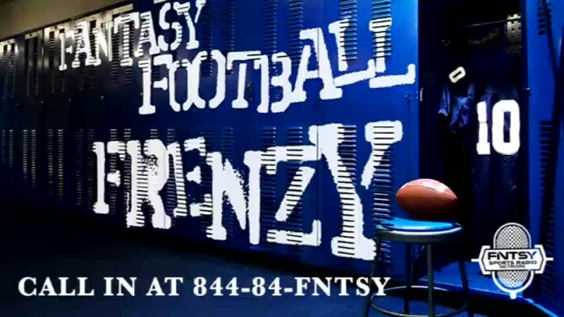 Fantasy Football 2018: Week 1 Start'em/Site'em, Notes, Waiver Claims | Frenzy Ep 156