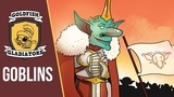 Goldfish Gladiators Arena Budget Goblins (Standard, Magic Arena)