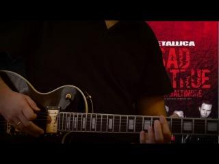 Metallica - Sad but true (Китайская реплика Gibson LP Studio)