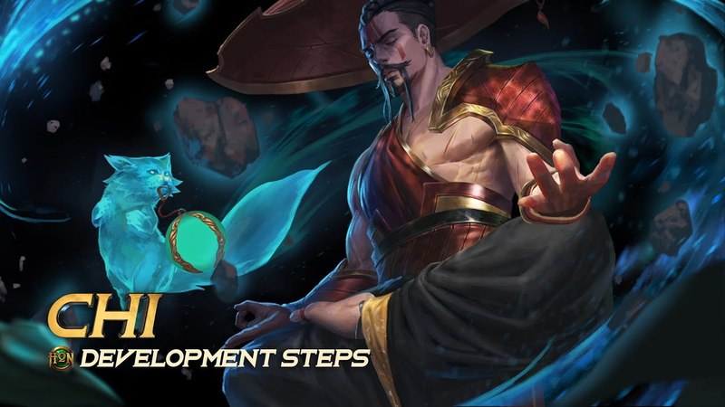 Chi Process steps Heroes of Newerth