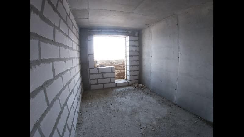 1-комнатная квартира (37.62 кв.м) - Экскурсия - Видео от 17.04.19