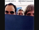 Q and not U Different Damage 2002