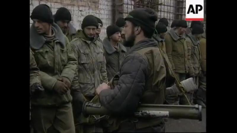 CHECHNYA WAR SOLDERS
