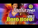 Zumba Fitness World Party Boro Boro 100