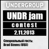 UNDR jam - 02.11.13 - UNDERGROUP