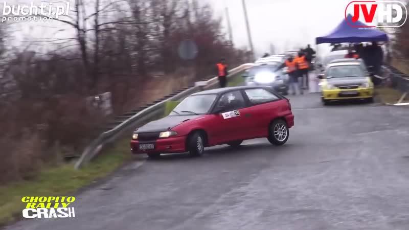 Compilation rally crash and fail 2018 HD N45