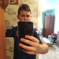 Анкета Данил Баранов