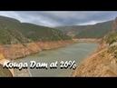 Kouga Dam at 26% Port Elizabeth
