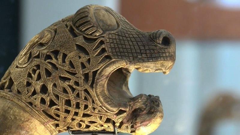 Viking Dead ' Mysteries of the Oseberg | Могилы викингов ' Тайны Осеберга