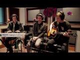 Sam Tsui & Kurt Schneider Make It Up LIVE in the studio!