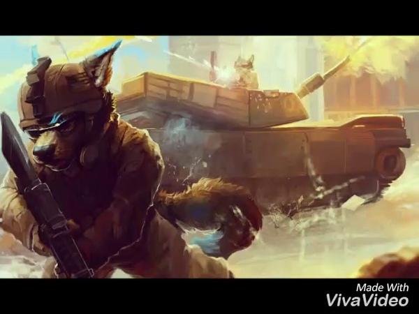 Furry War/Фурри Война