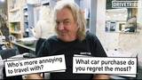 James May reveals his favourite car of 2018 in a barbershop