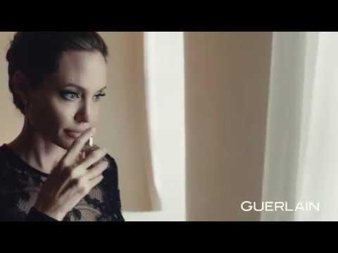 The fragrance Mon Guerlain Eau Florale – the new edit starring Angelina Jolie – GUERLAIN