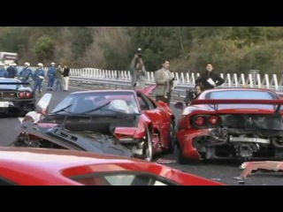 SuperCars Crash Compilation #1 in HD