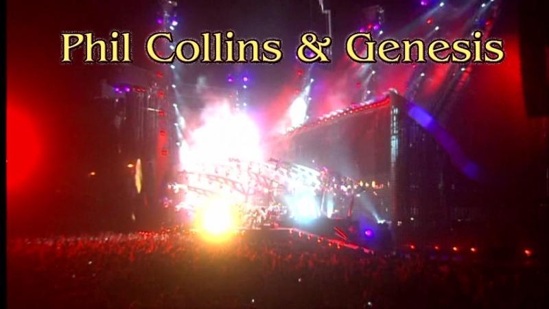 Phil Collins Genesis Mama