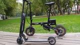 Взрослый маленький электровелосипед с запасом хода на 50 километров. Обзор iconBIT K7 (Electric Bike K7)