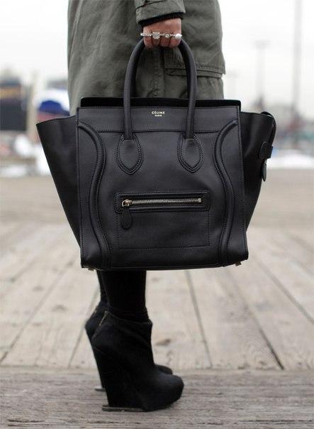 Картинки по запросу Черная вместительная сумка -
