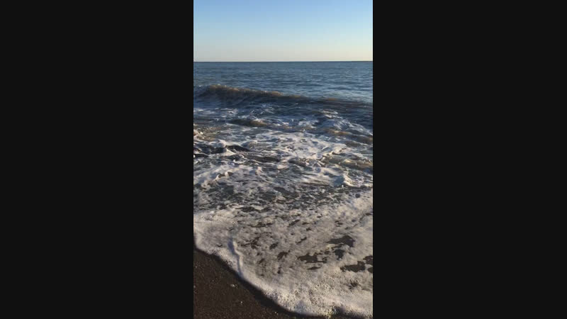 Воспоминание о море 🌊 2018☀️🔥🙃