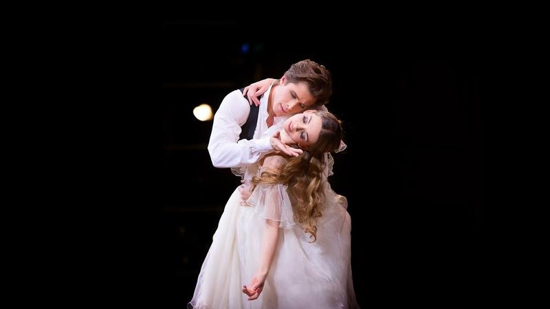 Дама с камелиями фильм о балете Lady of the Camellias short movie