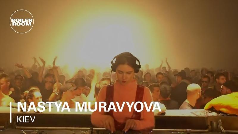 Nastya Muravyova | Boiler Room x Cxema