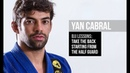 Brazilian Jiu Jitsu lesson Yan Cabral teaches us how to take the back