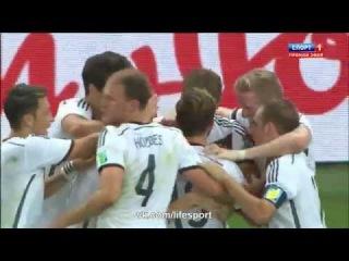 Германия забила гол, Германия 1:0 Аргентина, ЧМ-2014