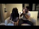 Смешное видео с участием Лили Четрару