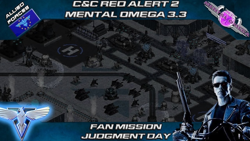 Mental Omega 3.3.3 - Fan Mission Judgment Day [CC Red Alert 2]
