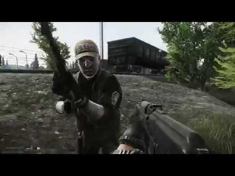 Escape From Таганрог II Таможня