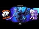 Virtus.pro vs KompasG @ Starladder X Casper ( 01.10.2014 )