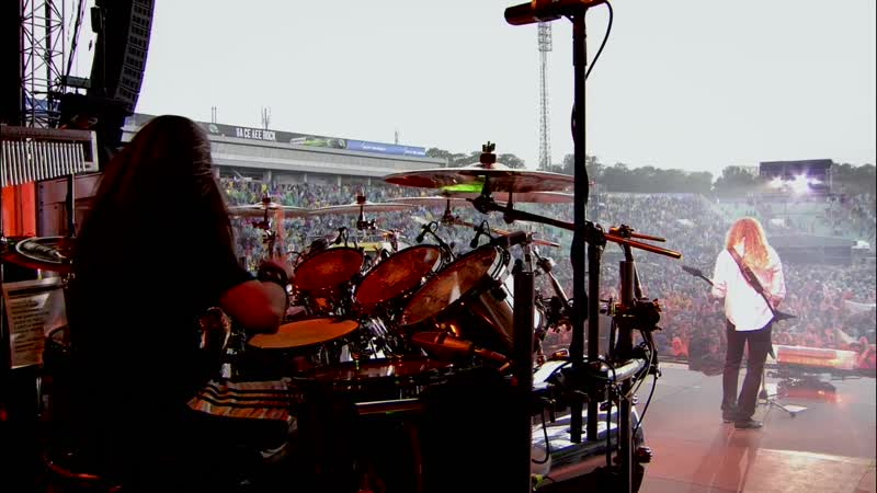 Megadeth - The Big 4 Live Sofia 2010