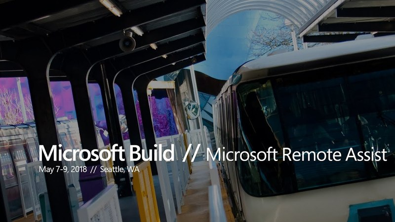 Microsoft HoloLens Collaborate with Microsoft Remote Assist to solve problems faster