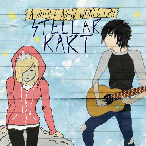 Stellar Kart альбом A Whole New World EP