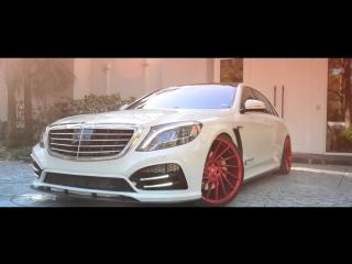AEE_LIFE\\\W222 Mercedes-Benz S550 Prior Design kit VOSSEN /// HD 2018