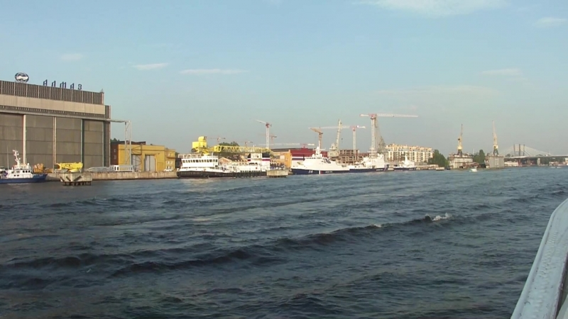 Петергоф Санкт-Петербург на Метеор