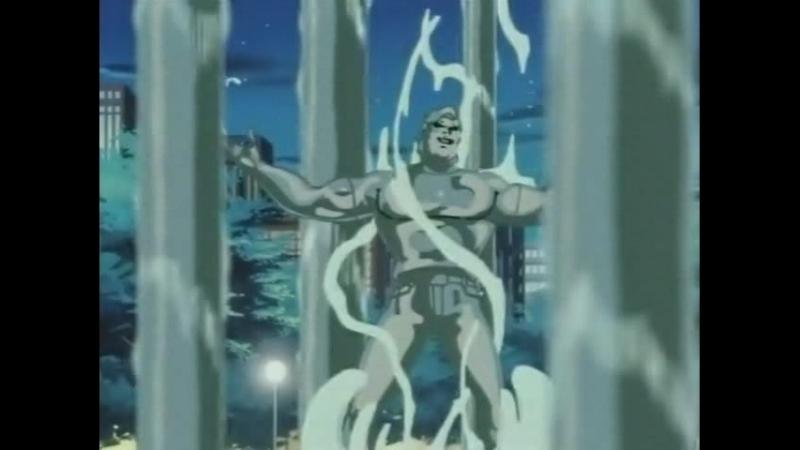 Человек-паук 1994. Сезон 2. Серия 3. Гидромен