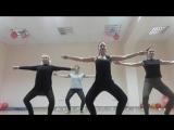 Занятие по Боди балету