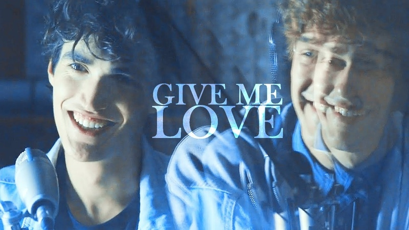 Give Me Love | Skam Italia | Martino Niccolò