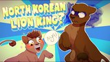 What the HELL is North Korean Lion King? (A Violent Cartoon Rip-off) | A Review