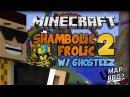 Minecraft uMap 21 Shambolic Frolic Parkour 2 w GhostGaming