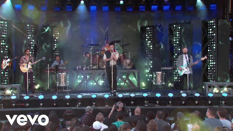 Imagine Dragons - Natural (Jimmy Kimmel Live! Performance)