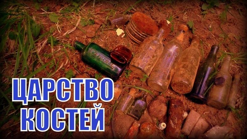 Опустошение недр Карельского перешейка The Karelian Isthmus ground devastation