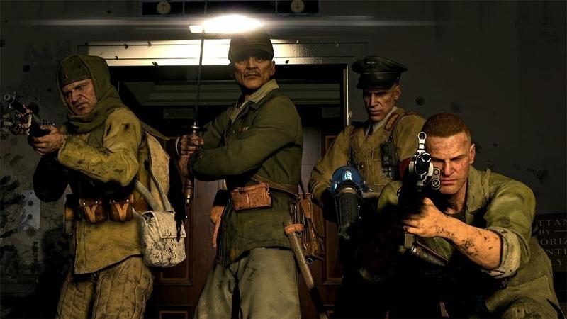 Официальный ролик эпизода Секретно для режима Зомби в Call of Duty ® Black Ops 4 RU