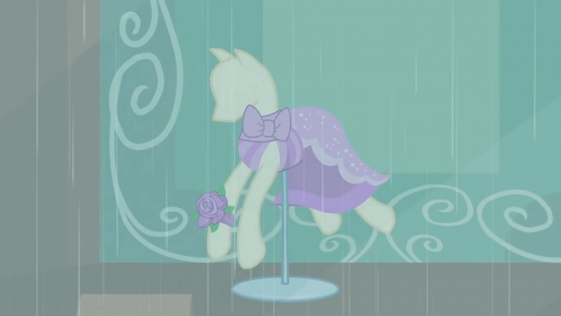 My little pony - Generosity reprise, Щедрость, реприза (В моем исполнении)