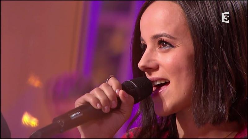 Alizee - Resiste, Ella Elle La (en Chabada) cover France Gall
