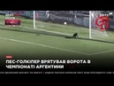 Украинец Лунин стал героем матча Кубка Испании а в Аргентине пес голкипер спас ворота 05 12 18