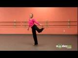Танцы. Видеоуроки. Джаз. Урок 5. Jazz Dance - Performing Calypso Leaps