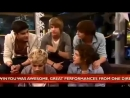 X factor final 2010 - xtra factor interview one direction
